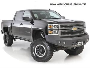 Smittybilt Front D Ring Bumper Led Lights For 2011 2014 Chevy Silverado 2500hd