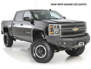 Smittybilt Front D Ring Bumper Led Lights For 2011 2015 Chevy Silverado 2500hd