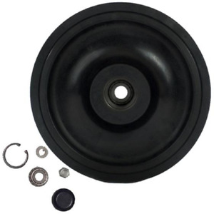 14 Front Idler Wheel Kit Fits Cat 257b Rubber Track 223 8396 2238396 Rw4