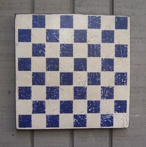 Primitive Rustic Checkerboard Available In Several Colors 11