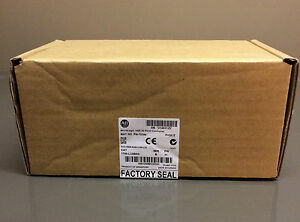 new Sealed Allen Bradley 1766 l32bwa b Pkg 2012 Micrologix 1400 Processor