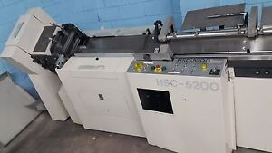 High Speed Collator Booklet Maker Standard Hc 5200