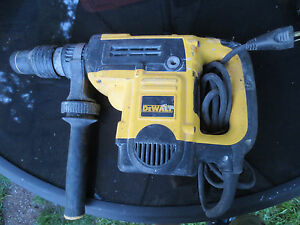 Dewalt D25501 Combination Hammer Drill Combihammer Chipping Rotary Hammerdrill