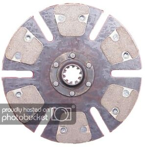 71146907 Clutch Disc For Gleaner K K2 Combines