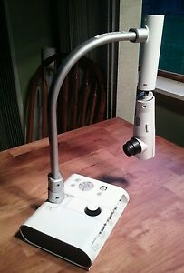 Elmo Tt 02rx Document Presentation Camera For Parts Or Repair
