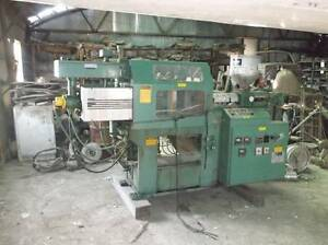 Plastic Injection Molding Machine Van Doran Model No 48 rs 3 1 2