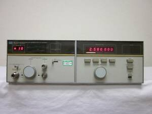 Hp Agilent 8671b 2 Ghz To 18 Ghz Synthesized Cw Source Signal Generator