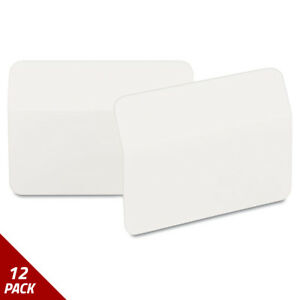 Post it Tabs Angled Tabs 2 X 1 1 2 White 50ct 12 Pack