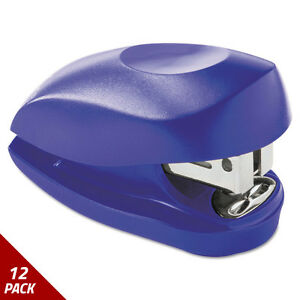 Swingline Tot Mini Stapler 12 sheet Capacity Purple 12 Pack