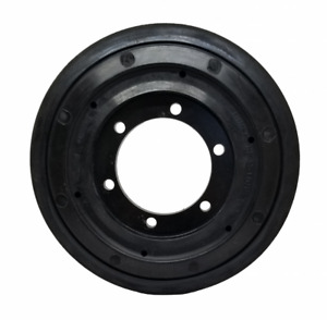 10 Bogie Wheel Outer Middle Fits Caterpillar 287c Cat Rubber Track 3093299