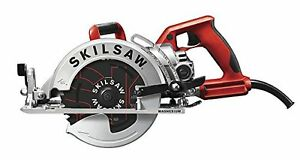 Spt77wml 01 15 amp 7 1 4 inch Lightweight Worm Drive Circular Saw Tool Only