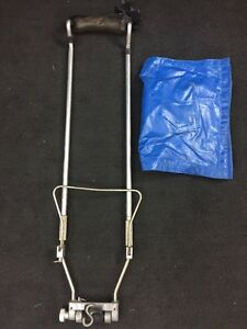 Dynamed Hare Traction Splint Blue Accessory Bag Type 2 For Parts See Listing