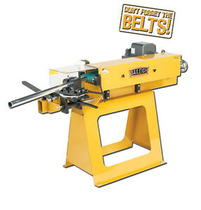 Baileigh Tn 600 Tube And Pipe Notcher