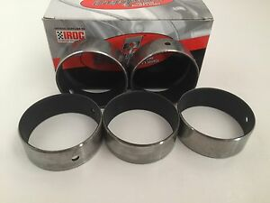 Small Block Chevy Sbc Coated Hp Cam Bearings 265 267 283 305 327 350 400 57 02
