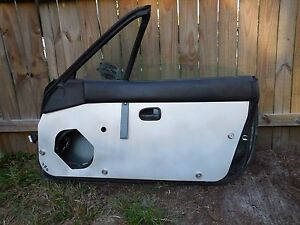 98 00 Lrb Speed Mazda Mx 5 Miata Aluminum Door Panel Card Na nb Hybrid