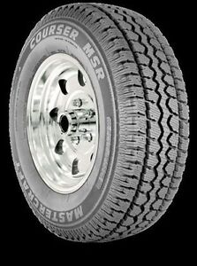 1 New 225 70 16 Mastercraft Courser Msr Mud Snow Tire 90000005698