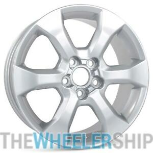 Set Of 4 New Wheels For Toyota Rav4 2009 2012 17 X 7 Replacement Rim 69554