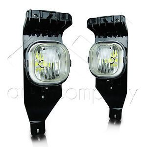 05 07 F 250 F 350 F 450 F550 05 Excursion Fog Lights W cob Led Bulbs