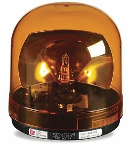 Federal Signal 448112 02 Sentry Halogen Beacon Class 1 Cac Title 13 Permanent