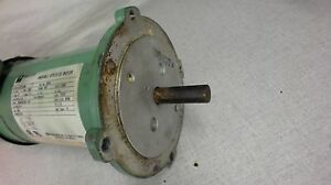 Magnetek D059 3 4 Hp 2500 Rpm 56c Fr 90 Arm V Variable Speed Dc Motor