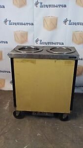 Plate Warmer And Dispenser Used