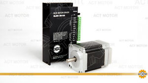 Free To De 57blf Brushless Dc Motor 3000rpm 63w 3phase Driver Bldc 8015a