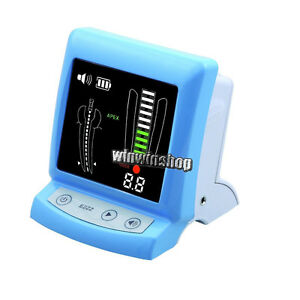 Dental Endodontic Lcd Root Canal Apex Locator Finder Woodpecker Style Dentistry