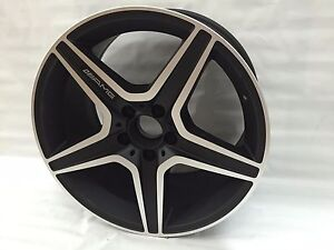 New 18 Amg Rims Wheels Fits Mercedes Benz C Class C300 C250 C350 Sport Coupe