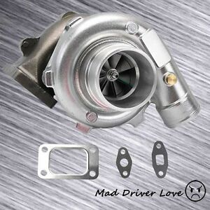 T3 t4 To4e Turbo Charger 57 A r Turbine 50 A r Compressor Housing Integra