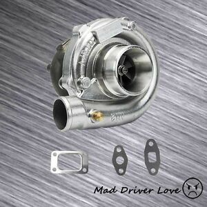 Universal T3 t4 To4e Turbo Charger 63 A r 60 Trim Compressor 3 Inlet Camero