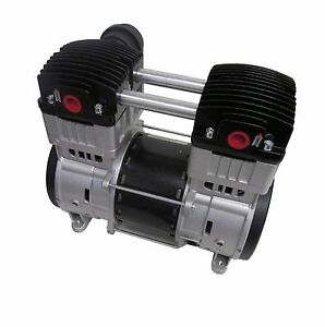 Greeloy Gm1600 2 Hp Silent Oil Free Mini Air Compressor Motor 120v 1 Phase