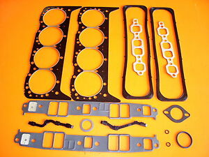 1987 1995 Fits Chevy Gmc 350 5 7 5 7l Tbi Head Gasket Set
