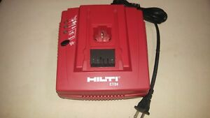 Hilti C 7 24 Battery Charger 115 120 V For Cordless Tool used