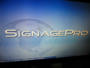 Signage Pro Digital Signage Player With 4gb Flash Memory