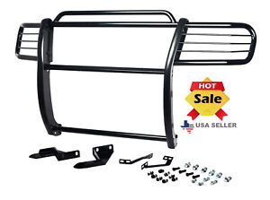Bumper Brush Grill Guard In Black Fit 2005 2007 Nissan Pathfinder Frontier