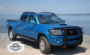 Fits 2005 2014 Toyota Tacoma Brush Grill Grille Guard Grille Black Bumper Bar