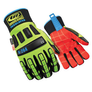Ringers Gloves R 264 Roughneck Insulated Gloves all Sizes