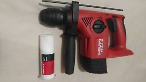 Hilti Te 4 a18 18v Cordless Rotary Hammer Drill Tool Only used