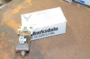Barksdale Directional Control Valve Switch 96221 bb1 t1 96221 New