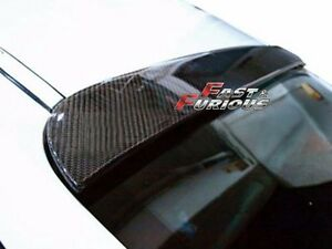 For Carbon Fiber Porsche 98 05 911 996 Gt2 Gt3 Rear Window Wing Roof Spoiler