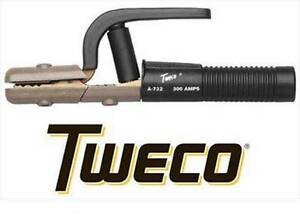 Tong Electrode Holder By Tweco 358 9110 1105 Manual Arc Welding 400amp 103 New