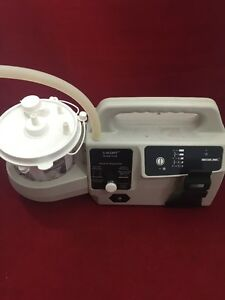 Sscor Inc S scort Model 2310 Vacuum Regulator Aspirator Suction Pump See Desc