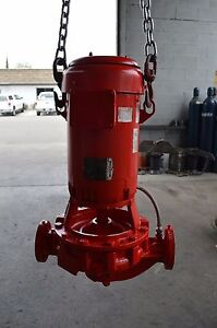 Armstrong Pump 4380 2x2x10 140 Gpm 88 4 Ft 7 5 Hp 1800 Rpm