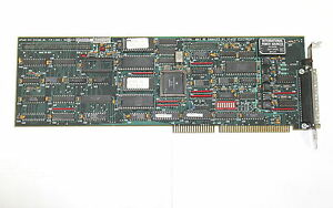 Applied Test Systems 1 2666 1 Isa Control Board