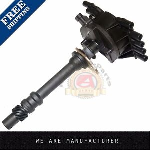 Ignition Distributor For Gmc Cadillac Chevy Pickup Truck Suv Van V8 5 0l 5 7l
