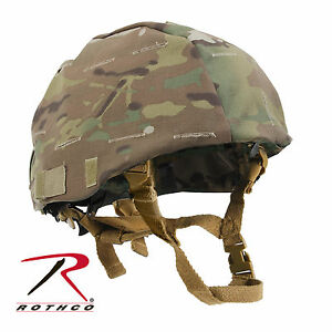 Rothco G.I. Type Camouflage MICH Helmet Covers - 9629