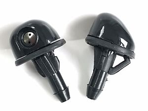 Fit For Toyota Pickup 4runner Tacoma Windshield Washer Nozzle Jet 1989 95 Pair