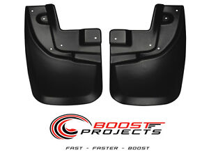 Husky Liners Mud Front Guards For 05 15 Toyota Tacoma 56931