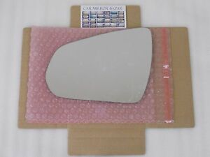 Ld338 Replacement Mirror Glass For 2010 16 Cadillac Srx Driver Side View Left Lh