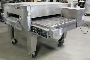 Lincoln Mn 1600 000 db Conveyor Oven Sn L2657806 99